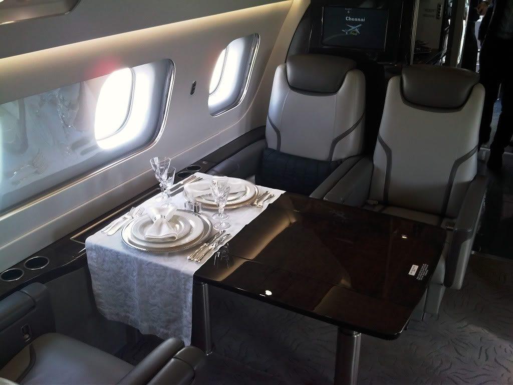 EmbraerLineageattheCambridgeExpo