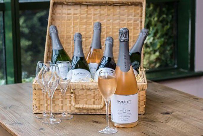 Bolney Wine Estate Hamper news