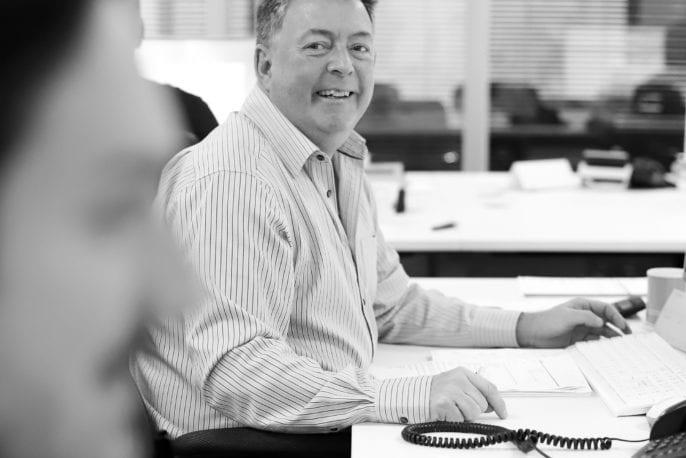 Clive Head - Charter Broker