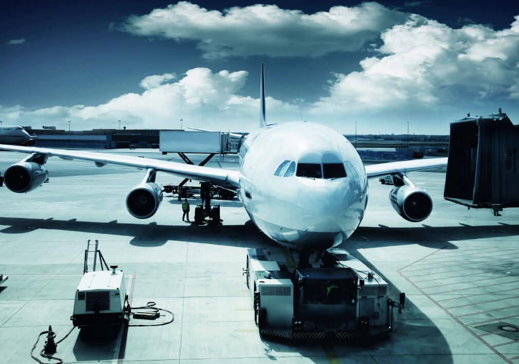 Aircraft at an Airport