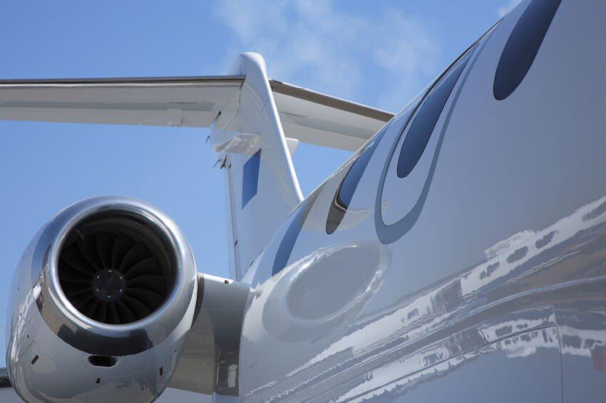 Aircraft exteroir