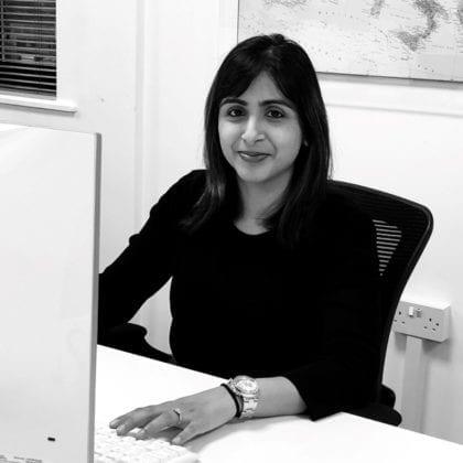 Arti Shah Digital Marketing Executive at Smart Aviation
