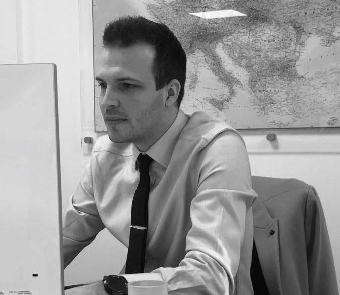 Daniel Parker head of ACMI at Smart Aviation